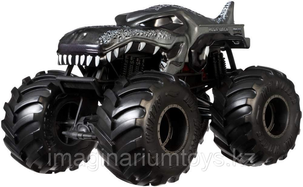 Машинка Монстр Трак Mega-wrex Hot Wheels , масштаб 1:24