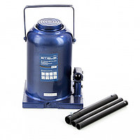 Домкрат гидравлический бутылочный, 50 т, h подъема 280-450 мм Stels