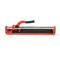 Плиткорез 600 х 16 мм, литая станина, направляющая с подшипником, усиленная ручка Mtx