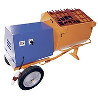 Растворосмеситель РН-200А, 200 л, 1,5 кВт, 380 В, 39, 2 об/мин
