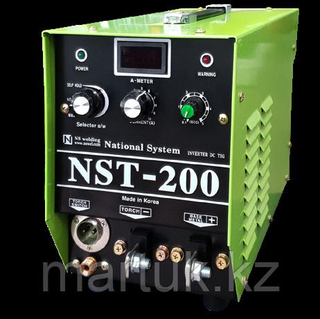 Сварочный аппарат инверторный TIG NST-200