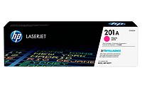 Картридж лазерный HP CF403A ПурпурныйHP 201A