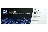 Картридж HP LaserJet CE278AF Black