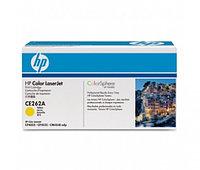 Картридж HP CE262A (648A) желтый