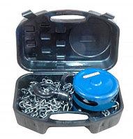 Forsage Лебедка механическая подвесная c фиксацией цепи натяжения, 2 т (длина цепи - 2,5м), в кейсе Forsage