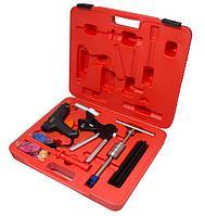 Forsage Набор инструментов для безпокрасочного удаления вмятин с термопистолетом 32 предмета, в кейсе Forsage