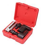 Forsage Набор головок для датчиков + метчики для восстановления резьбы, 5 предметов (головки - 22мм, метчики -