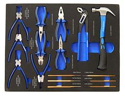 Forsage Набор шарнирно-губцевого и ударного инструмента16 предметов(съемники стоп.-х