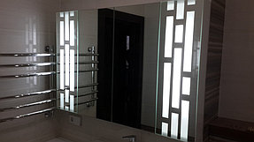 Зеркало с подсветкой для ванной комнаты (5 октября 2015) 4