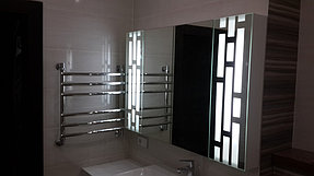 Зеркало с подсветкой для ванной комнаты (5 октября 2015) 5
