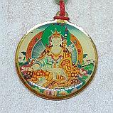 Тибетский оберег Монограмма Калачакры/ Будда Ваджрасаттва, фото 2
