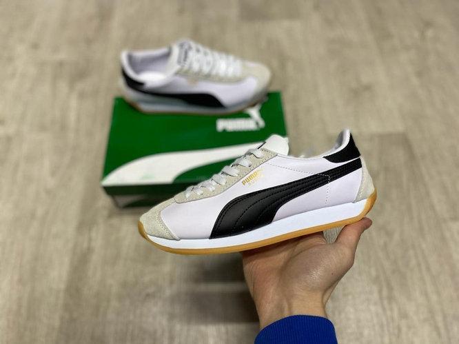 Кроссовки Puma Suede Sport 44