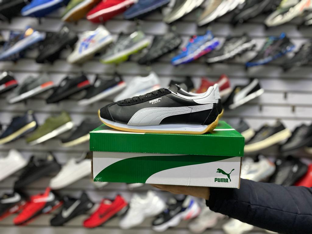 Кроссовки Puma Suede Sport - фото 2