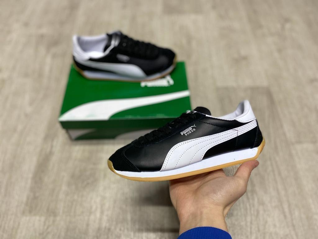 Кроссовки Puma Suede Sport - фото 1