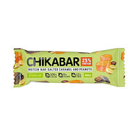 Батончик с арахисовой начинкой Chikalab глазированный, 60 г