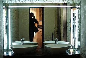 Зеркало с подсветкой для ванной комнаты (3 сентября 2015) 1
