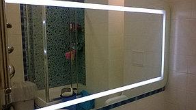 Зеркало с подсветкой в ванную комнату (10 мая 2015) 1