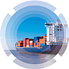 Морские грузоперевозки из Китая в Казахстан, Россию