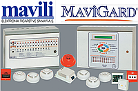 Системы пожарной сигнализации Mavili Elektronik