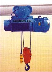 Тали электрические цепные модель HHBD-T, 380В, фото 2