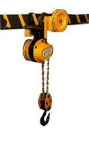 Тали электрические цепные модель HHBD-T, 380В, фото 3