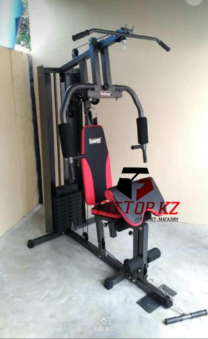 Многофункциональный силовой тренажер Home Gym F-8012 - фото 2