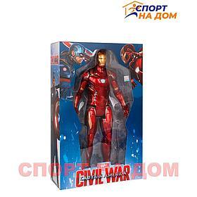 Коллекционная игрушка Marvel Iron Man (Железный Человек)