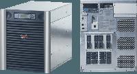 ИБП APC Symmetra LX-RM, 8 кВА, конфигурация 1-1, напряжение 230-230