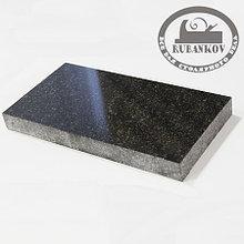 Камень притирочный, габбро-диабаз, 280*150*25мм (примерный размер)