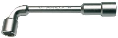 Ключ торцевой двойной изогнутый - 176 UNIOR