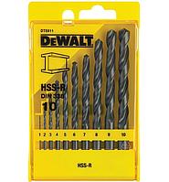 Набор сверл по металлу DEWALT DT5911