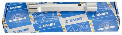 Набор ключей трубчатых кованых в картонной коробке - 216/1CB UNIOR