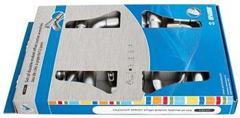 Набор ключей торцевых двойных изогнутых в картонной упаковке - 177CS11 UNIOR