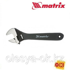 Ключ разводной, 200 мм. MATRIX 15503, фото 2