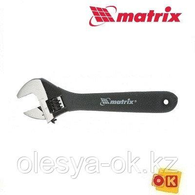 Ключ разводной, 250 мм. MATRIX 15505