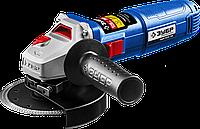 Машина углошлифовальная, ЗУБР, компактная, УШМ-П125-750 серия «ПРОФЕССИОНАЛ»