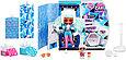 LOL OMG Зимний Мороз Набор из 2 кукол ЛОЛ Ледяная леди и Бррр Би Би, Icy Gurl и Brrr B.B., фото 2