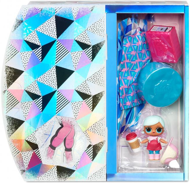 LOL OMG Зимний Мороз Набор из 2 кукол ЛОЛ Ледяная леди и Бррр Би Би, Icy Gurl и Brrr B.B. - фото 5