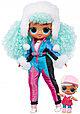 LOL OMG Зимний Мороз Набор из 2 кукол ЛОЛ Ледяная леди и Бррр Би Би, Icy Gurl и Brrr B.B., фото 3