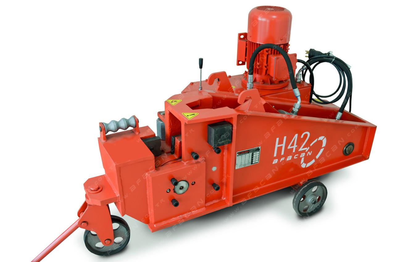 Станок для резки арматуры 42 мм AFACAN H42