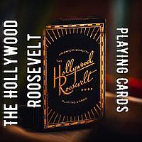 Карты Hollywood Roosevelt