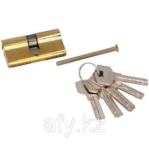Сердцевина замка тип «ключ-ключ» 70мм