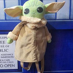 Рюкзак Малыш Йода - Baby Yoda - Звёздные войны