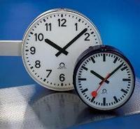 Стрелочные часы для улицы MOBATIME