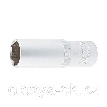 Головка удлиненная, 12 мм, 6-гранная, 1/2. STELS, фото 2