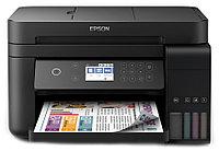 МФУ Epson L6170 C11CG20404 A4, Печать:4800x1200dpi, Сканер:1200x2400 dpi, Копир:1200x2400 dpi, USB