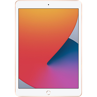 "Apple iPad 10,2"" Wi-Fi + Cellular 32 ГБ, золотой, фото 1"