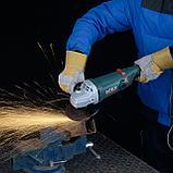 Угловая шлифмашина ALTECO AG 1500-150, фото 5