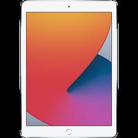 "Apple iPad 10,2"" Wi-Fi + Cellular 128 ГБ, серебристый, фото 1"