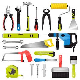 Ручные инструменты и аксессуары